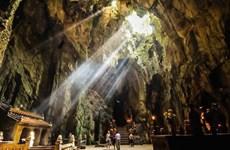 Environ 6.000 touristes au vestige national spécial de Ngu Hanh Son