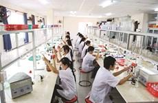 Jeunesse vietnamienne : records d'intelligence!