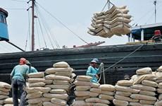 Janvier/février: Les Philippines, 1er débouché du ciment et clinker du Vietnam
