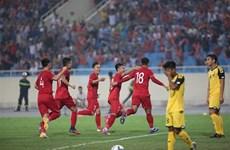 Football: le Vietnam bat le Brunei au score 6-0
