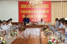 Hâu Giang devrait devenir une province développée dans les cinq années à venir
