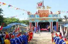 Préservation des valeurs culturelles de l'ancien village de pêche de Nhon Ly