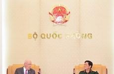 Des sénateurs américains en visite au Vietnam