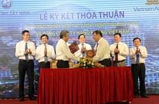 Vietnam Airlines sert des fruits de Tay Ninh sur ses vols