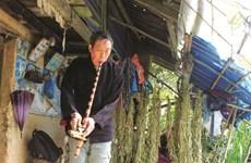 Le khèn H'mông retentit loin des hauts plateaux du Nord