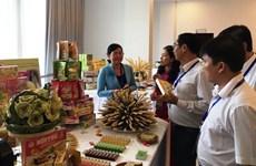 Bên Tre: la capitale nationale de la noix de coco mise à l'honneur