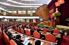 Ouverture du 10e Plénum du Comité central du Parti communiste du Vietnam