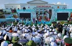 La Semaine de la mer et des îles du Vietnam lancée à Bac Lieu