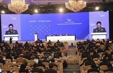 Dialogue Shangri-La 2019: Prévenir les conflits, assurer une région autonome et stable