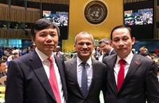 Les pays félicitent le Vietnam pour son élection au Conseil de sécurité de l'ONU