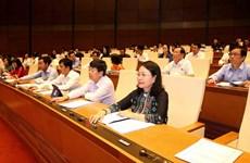 7e session de la XIVe législature de l'AN : approbation de plusieurs lois révisées