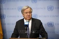 Le Secrétaire général de l'ONU souligne le rôle du développement durable des mers et océans