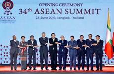 Le PM Nguyen Xuan Phuc assiste à la cérémonie d'ouverture du 34e Sommet de l'ASEAN