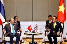 Le PM Nguyen Xuan Phuc rencontre des dirigeants en marge du 34e sommet de l'ASEAN  