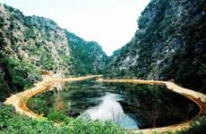 La grotte Am Tiên à Ninh Binh