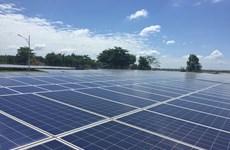 Deux centrales solaires inaugurées à Tây Ninh