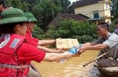 Coopération intensifiée entre les sociétés de la Croix-Rouge de Thanh Hoa et de Houaphane