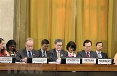 Le Vietnam promeut les discussions sur le désarmement