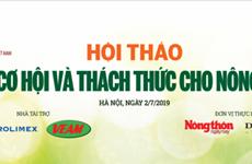 CPTPP: opportunités et défis pour les produits agricoles vietnamiens