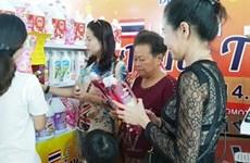 Les produits thaïlandais ont de plus en plus la cote auprès des Vietnamiens
