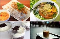 Hanoï, un des lieux de découverte gastronomique parmi les plus attrayants au monde