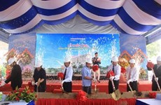 2.250 milliards de dongs pour la construction d'un hôpital à Ben Tre