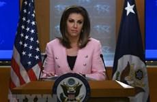"""Washington appelle Pékin à cesser le """"harcèlement"""" en mer Orientale"""