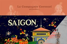 Présentation du spectacle «Saigon/Paris: Aller simple» à Paris