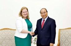 Le Vietnam prend en considération ses relations avec l'Irlande