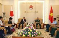 Vietnam et Japon renforcent leur coopération dans le règlement des conséquences de la guerre