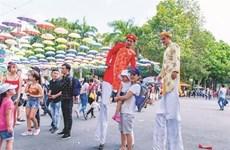 HCM-Ville: Une palette de programmes promotionnels au parc Dâm Sen
