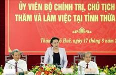 Thua Thien-Hue invitée à promouvoir le développement vert et durable