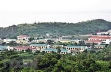 L'île de Con Co voit le tourisme exploser