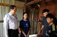 Inondations : Le président du FPV en déplacement à Dak Lak