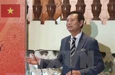 L'ambassadeur thaïlandais en Egypte apprécie le rôle et la position du Vietnam