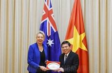 HCM-Ville et l'Australie renforcent leur coopération dans l'agriculture de haute technologie