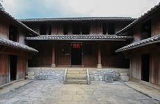 L'ancien palais des rois des H'mong à Ha Giang