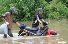Août: le lourd bilan des catastrophes naturelles