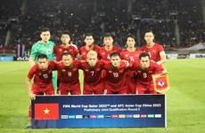 Vietnam-Thaïlande : Match nul  lors des éliminatoires asiatiques de la Coupe du monde 2022  