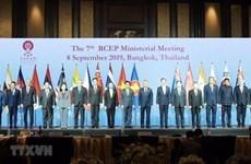 L'ASEAN et ses partenaires discutent de l'accord régional de libre-échange