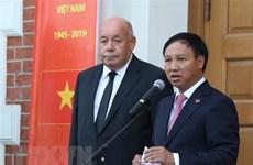 La Russie est impressionnée par le développement dynamique du Vietnam