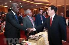 Les ambassadeurs des pays du Moyen-Orient et d'Afrique saluent la coopération économique avec le VN