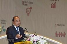 L'homme - centre de développement durable