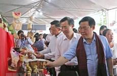 Bilan du programme d'instauration de la nouvelle Ruralité dans le Sud-Est et le delta du Mékong