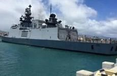 L'Inde et la Malaisie organisent un exercice naval conjoint