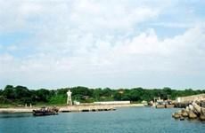 Quang Tri: Côn Co, une perle verte au milieu de mer