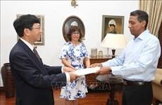 Les Seychelles prennent en considération les relations avec le Vietnam