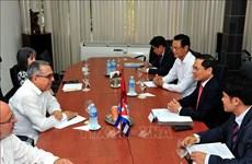 Vietnam-Cuba : 5e consultation politique entre les ministères des Affaires étrangères