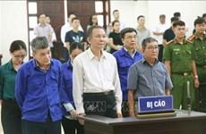 D'anciens dirigeants de la Sécurité sociale du Vietnam sont condamnés