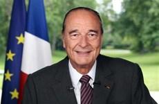 Décès de l'ancien président français Jacques Chirac: messages de condoléances du Vietnam